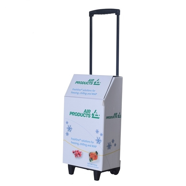 Cardboard Trolley Box