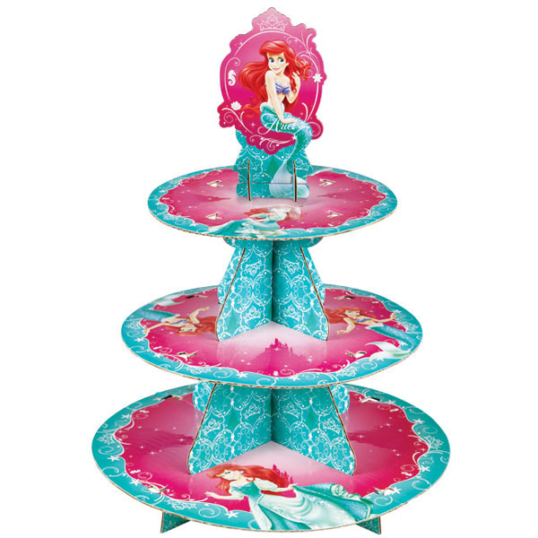paper cupcake display stand