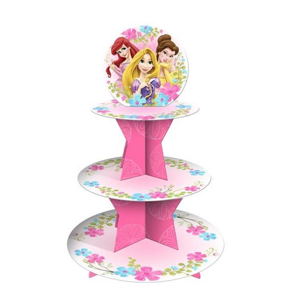 paper cupcake display