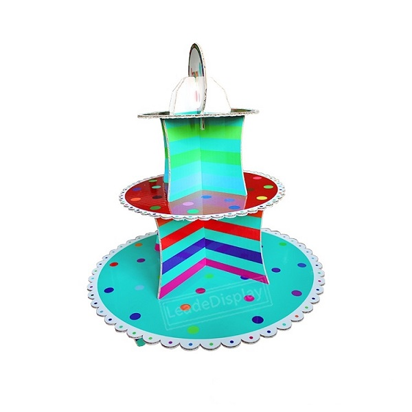 party cupcake stand
