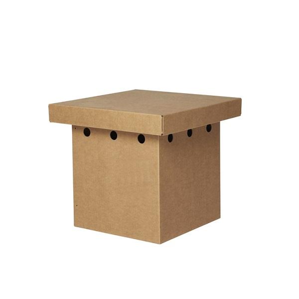 custom cardboard table paper furniture