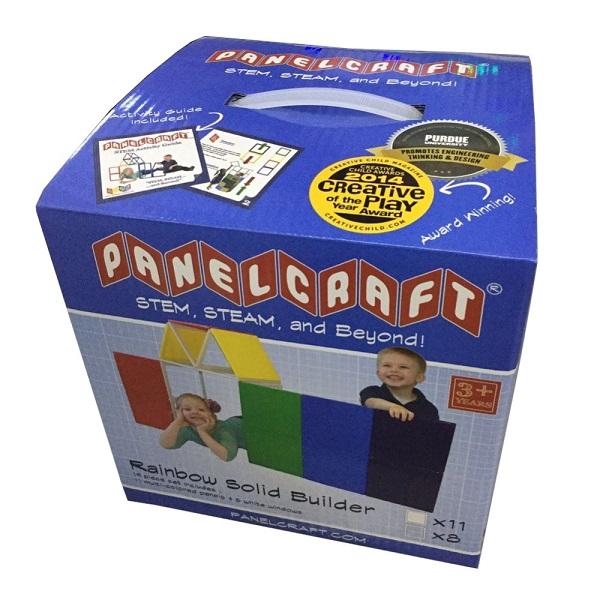 custom color print cardboard packaging box