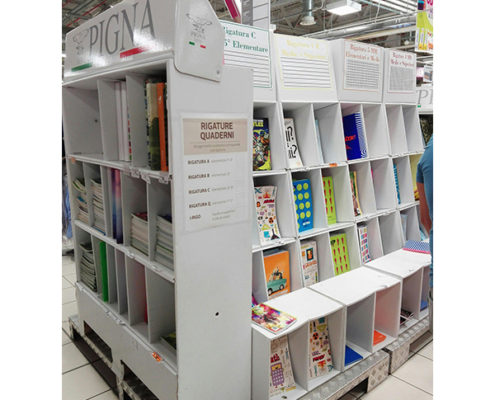 cardboard counter display stands