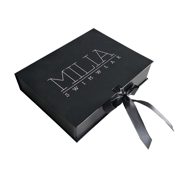 custom printing cardboard bikini swimwear packaging gift box