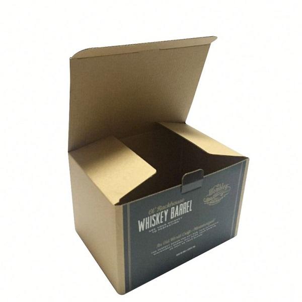 custom printing packaging cardboard color box