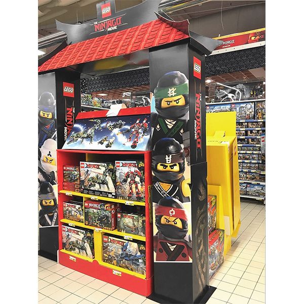 toy display stand