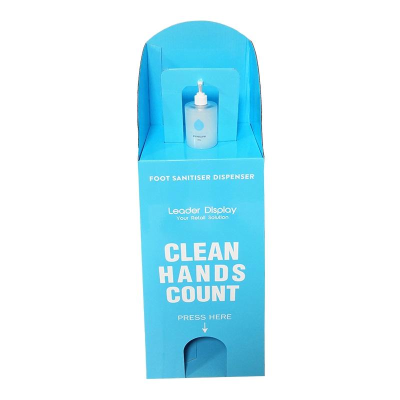 sanitizer display 1